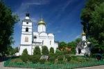 Борисоглебовский монастырь. Церковь бориса и Глеба