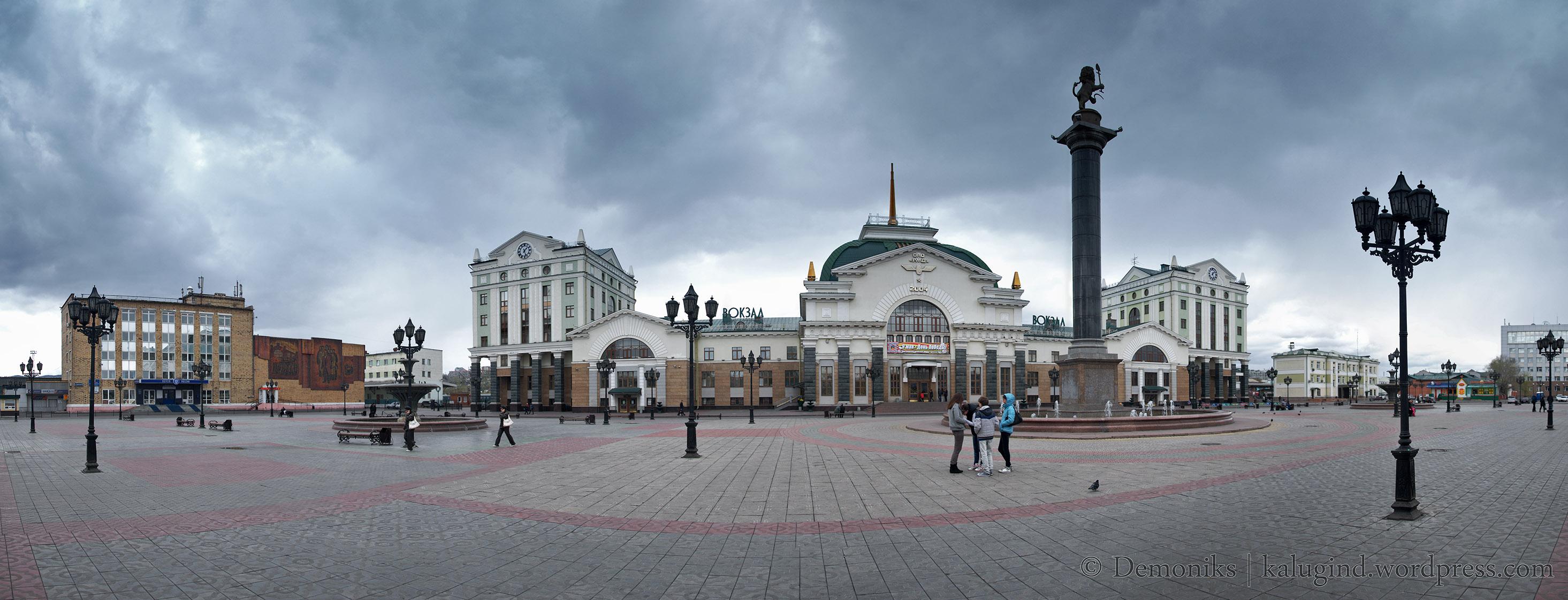 фотографии красноярска: